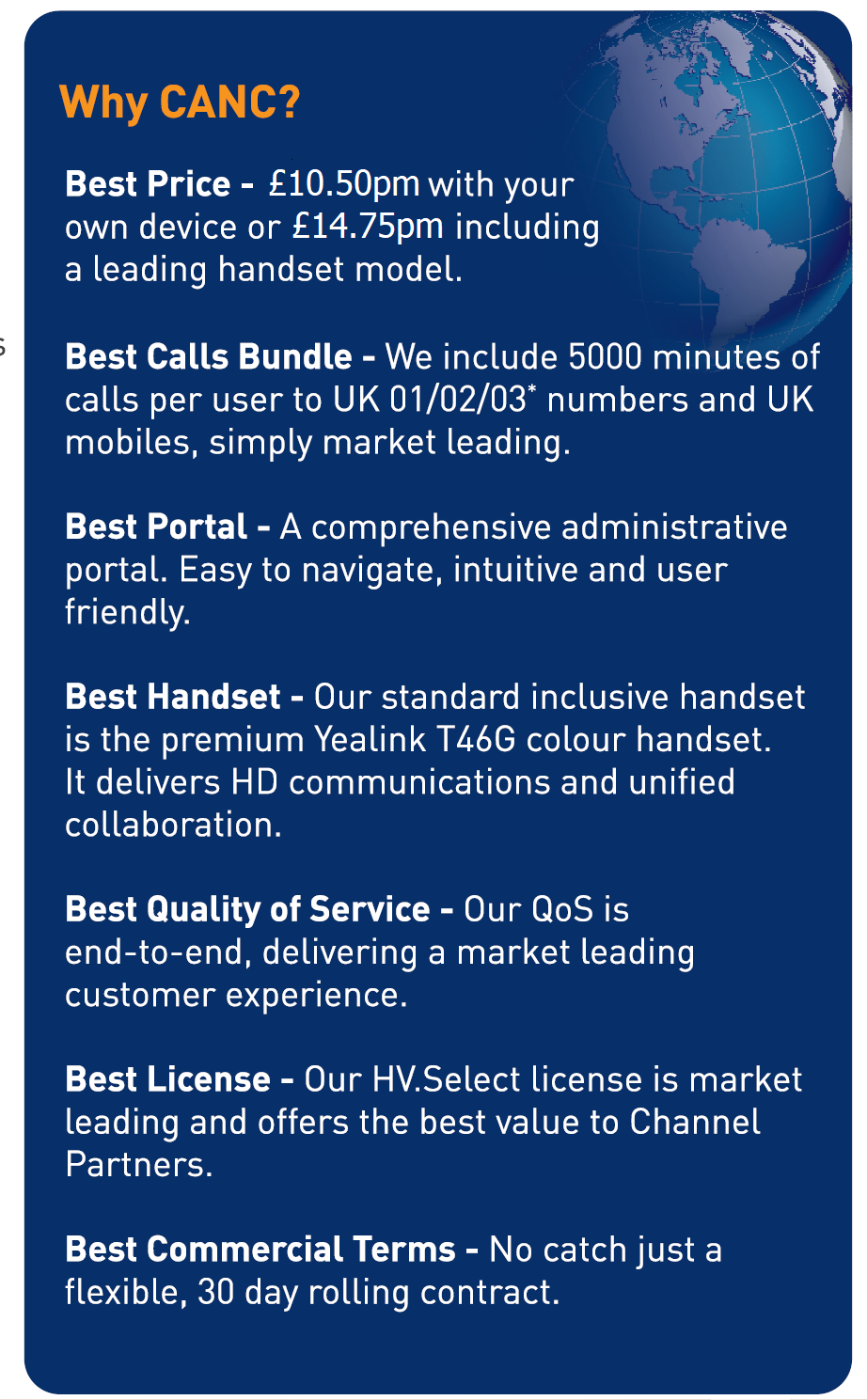 CANC VOIP